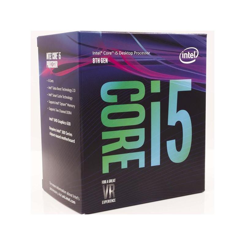 I5-8600 /3.1GHZ/9MB/BOX/1151-41120
