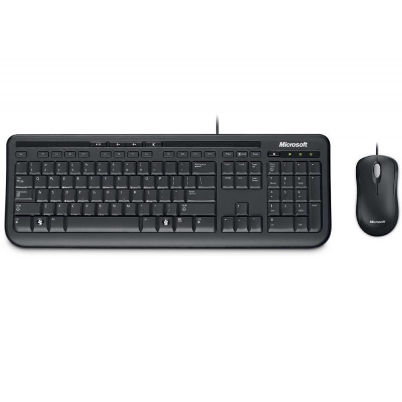 Microsoft Wired Desktop 600-41984