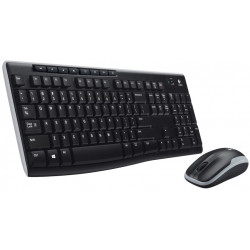 Logitech Wireless Combo MK270-42078