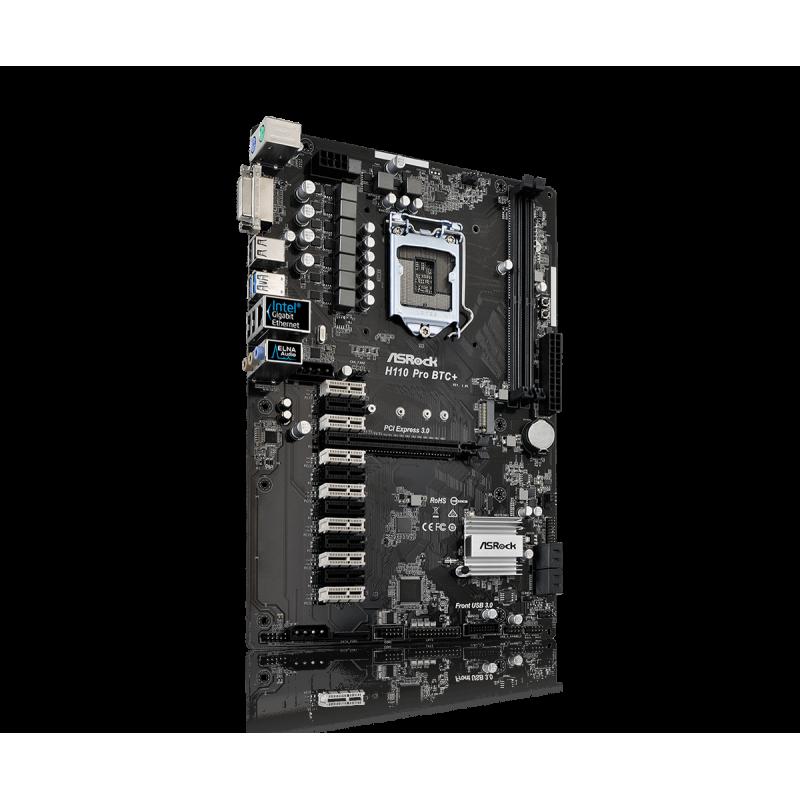 ASROCK H110 PRO BTC+-43125