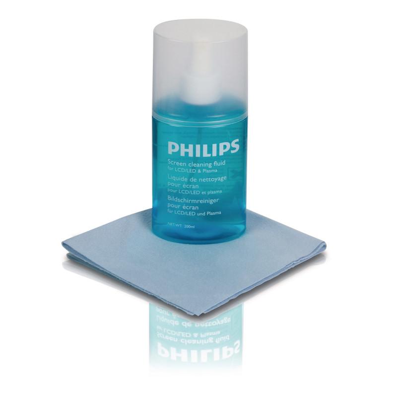 Philips почистващ комплект за-43880