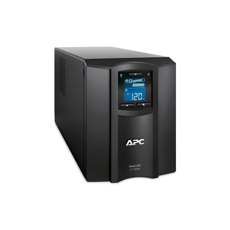 APC Smart-UPS C 1500VA-44543