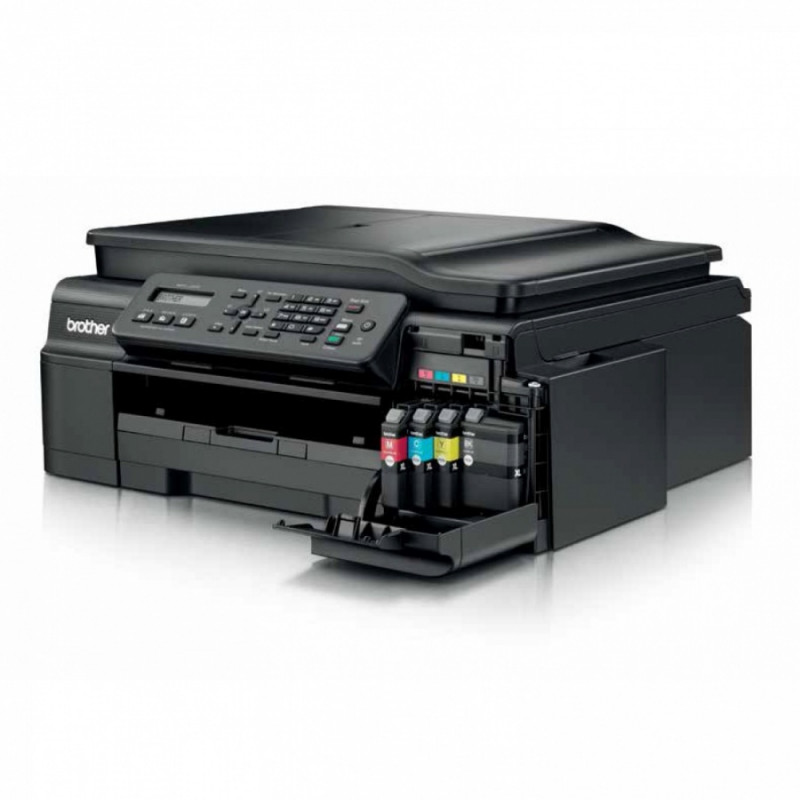 Inkjet Multifunctional BROTHER MFCJ200, Print/Copy/Scan/Fax,up to 11 mono/6  colour ipm, High-yield catridge 2400mono/1300colo