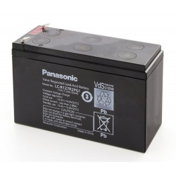 Panasonic Battery LC-R127R2PG1 12V-45411