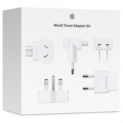 Apple World Travel Adapter-45861