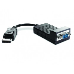 HP DisplayPort To VGA-45903