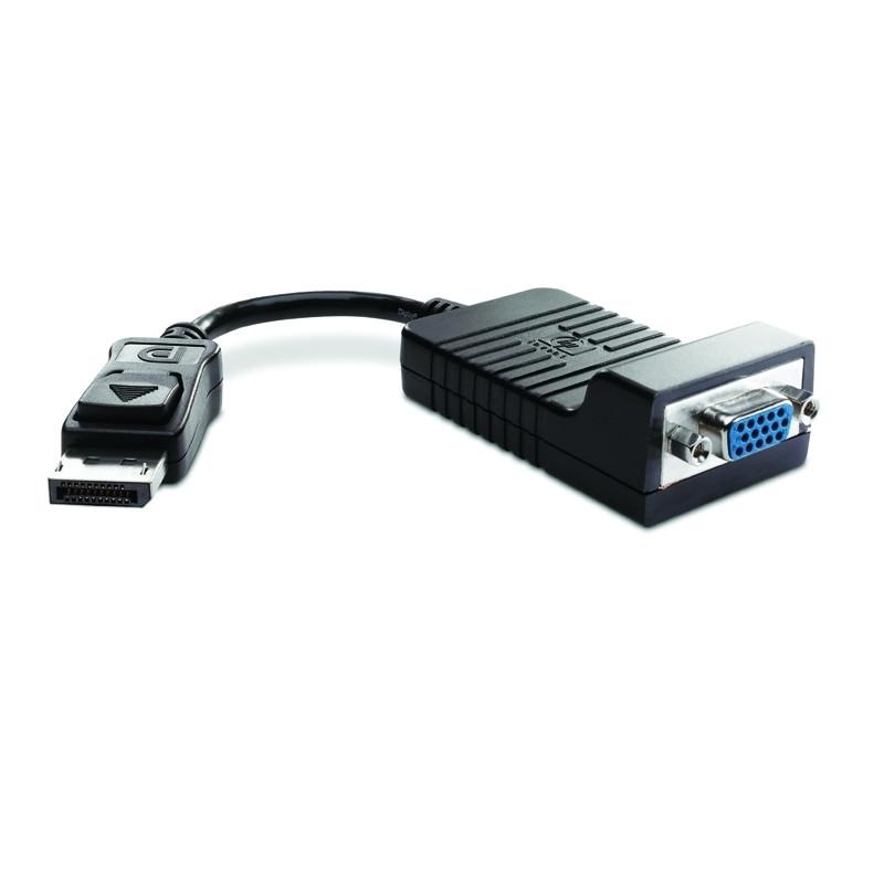 HP DisplayPort To VGA-45903