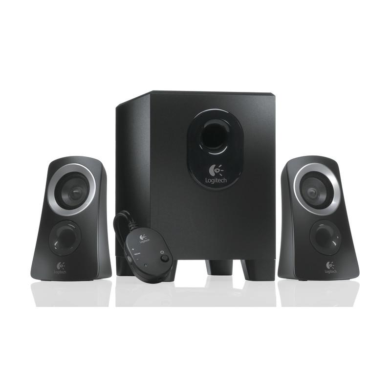 Logitech 2.1 Speaker System-46082