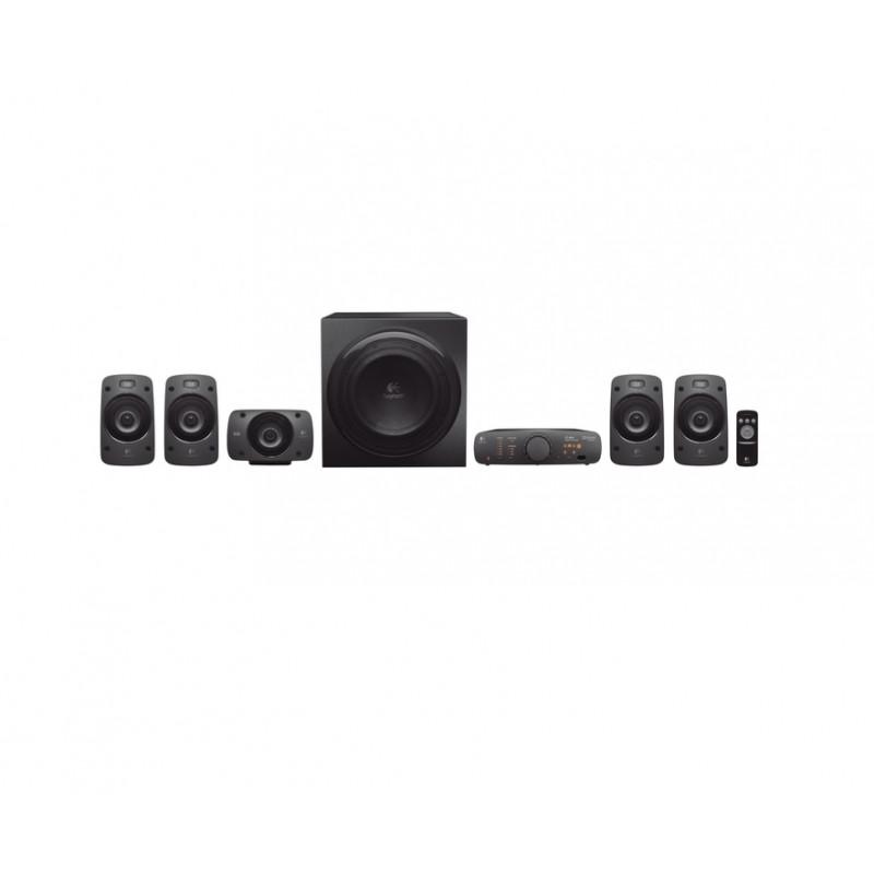 Logitech Surround Sound Speakers-46091