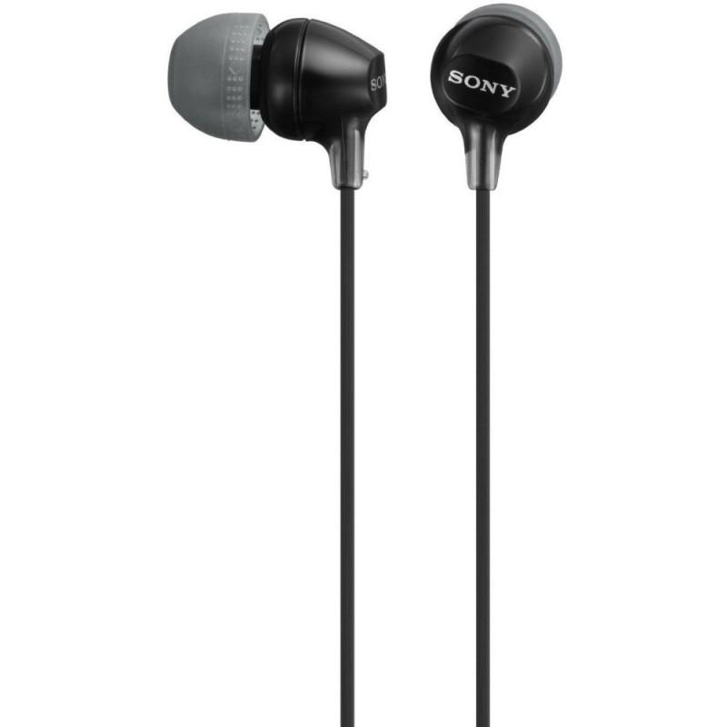 Sony Headset MDR-EX15LP black-46208