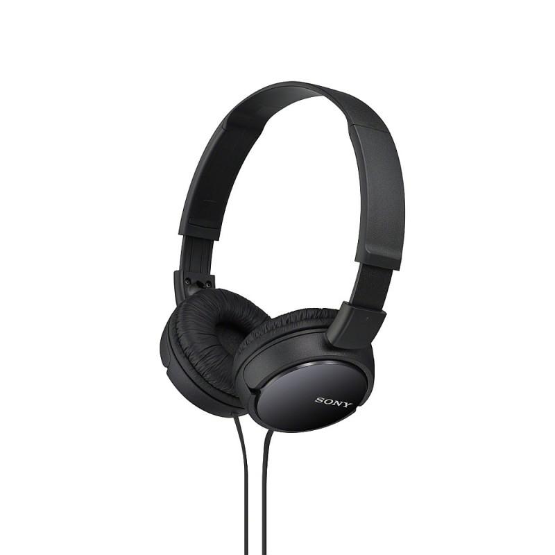 Sony Headset MDR-ZX110AP black-46228