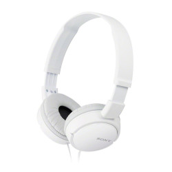 Sony Headset MDR-ZX110AP white-46230