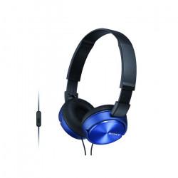 Sony Headset MDR-ZX310AP blue-46236