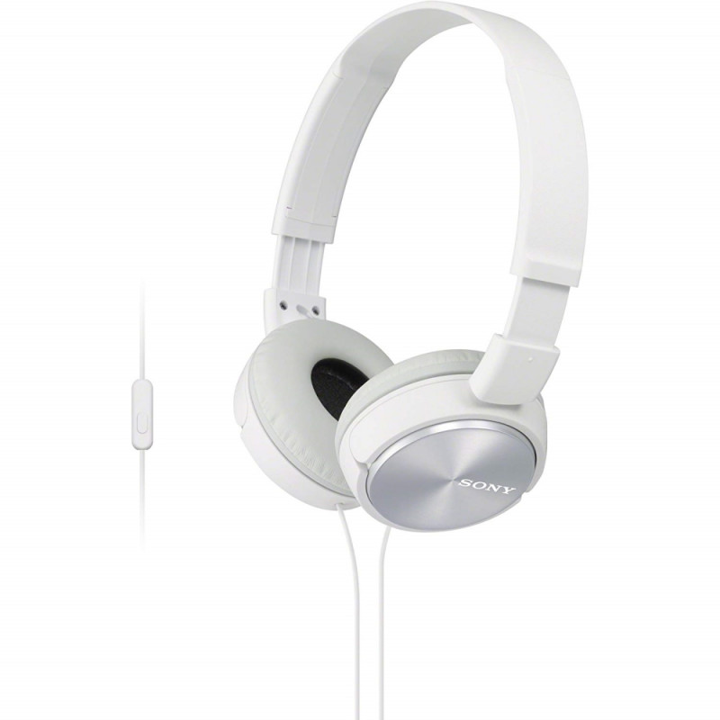 Sony Headset MDR-ZX310AP white-46238