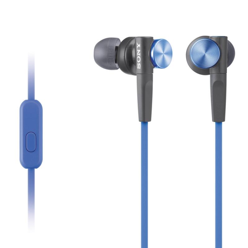 Sony Headset MDR-XB50AP blue-46257