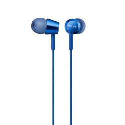Sony Headset MDR-EX155AP, blue-46300