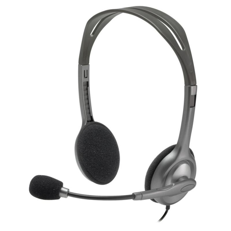 Logitech Stereo Headset H111-46374