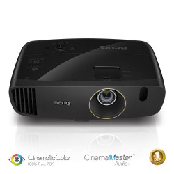 BenQ W2000+, DLP, 1080p-46560
