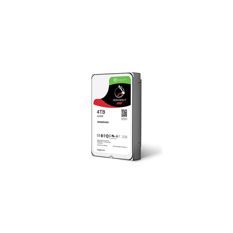Seagate IronWolf 4TB 64MB-46790