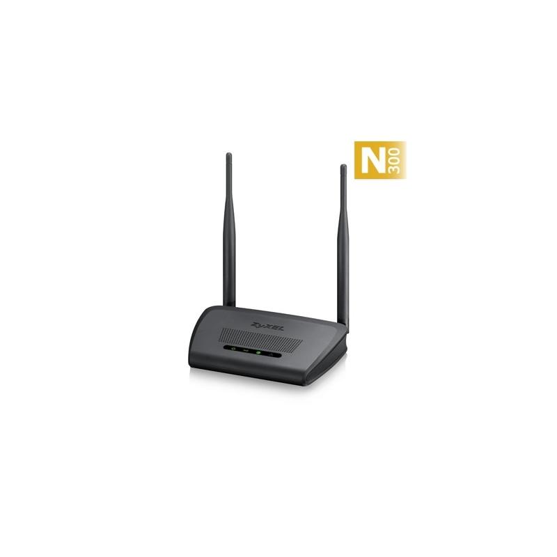 ZyXEL NBG-418N v2, Router-47326