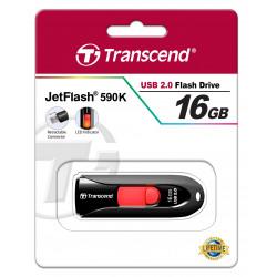 Флаш памет Transcend 16GB-48628