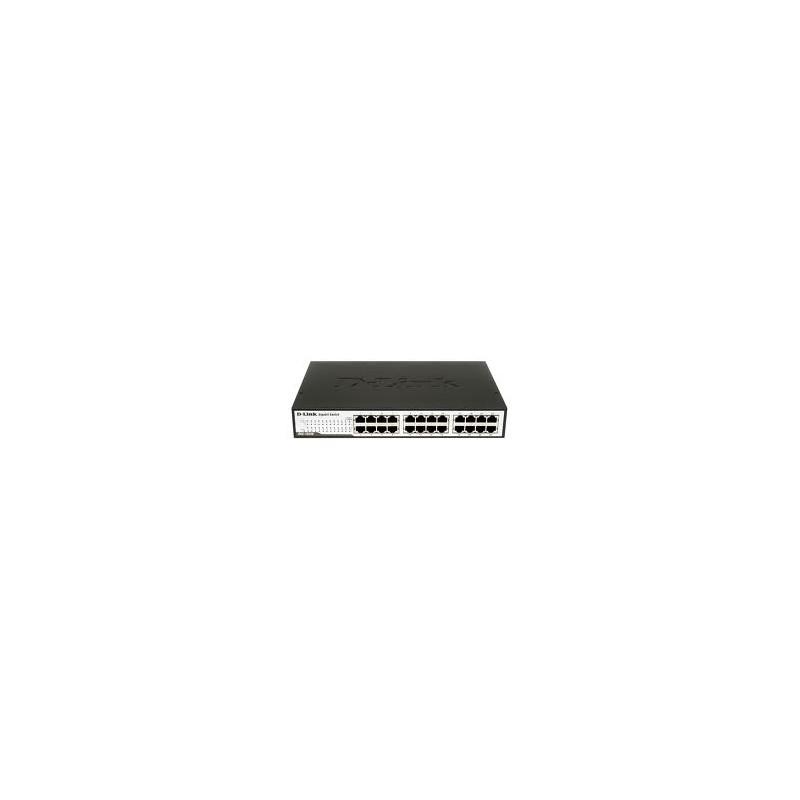 Суич D-Link DGS-1024D/E неуправляем-49310