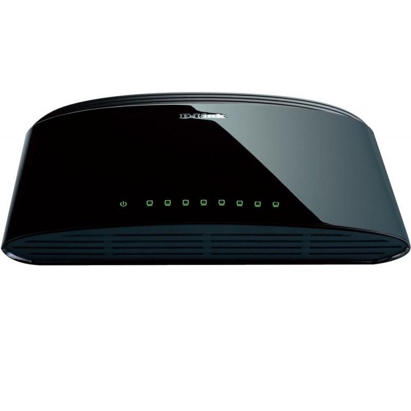 D-Link 8-Port 10/100Mbps Fast-49545