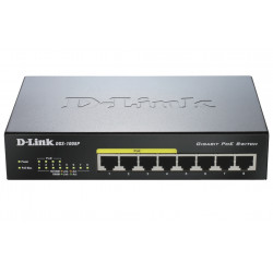 D-Link 8-port 10/100/1000 Desktop-49553