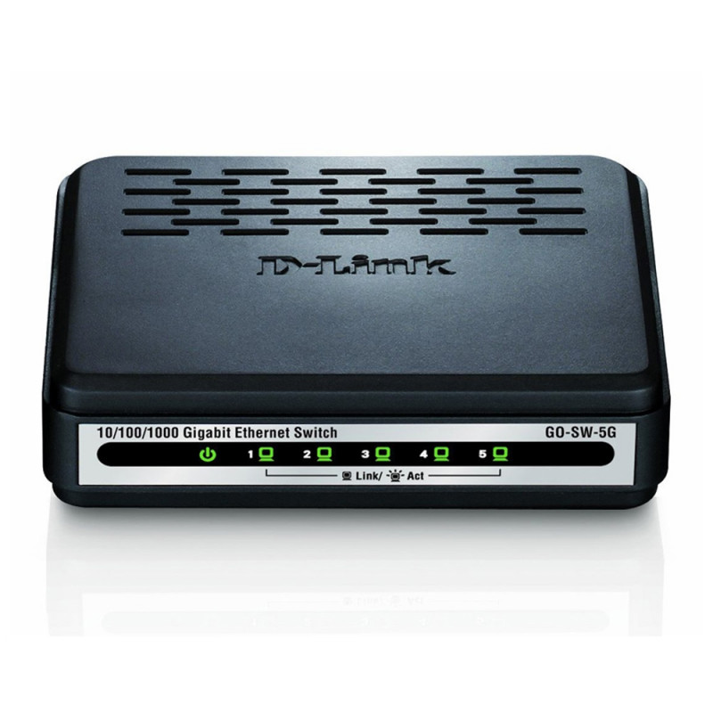 D-Link 5-Port Gigabit Easy-49558
