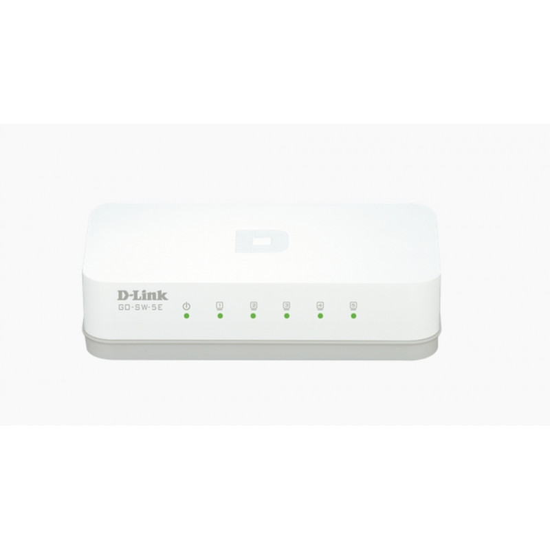 D-Link 5-Port 10/100M Desktop-49562
