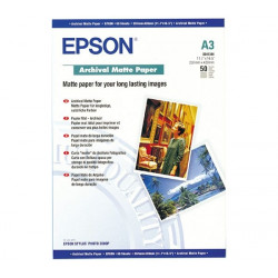 Epson Archival Matte Paper,-50950