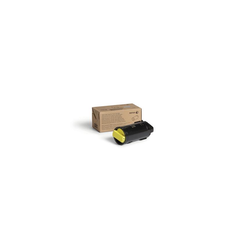 Xerox Yellow Toner Cartrige,-51368