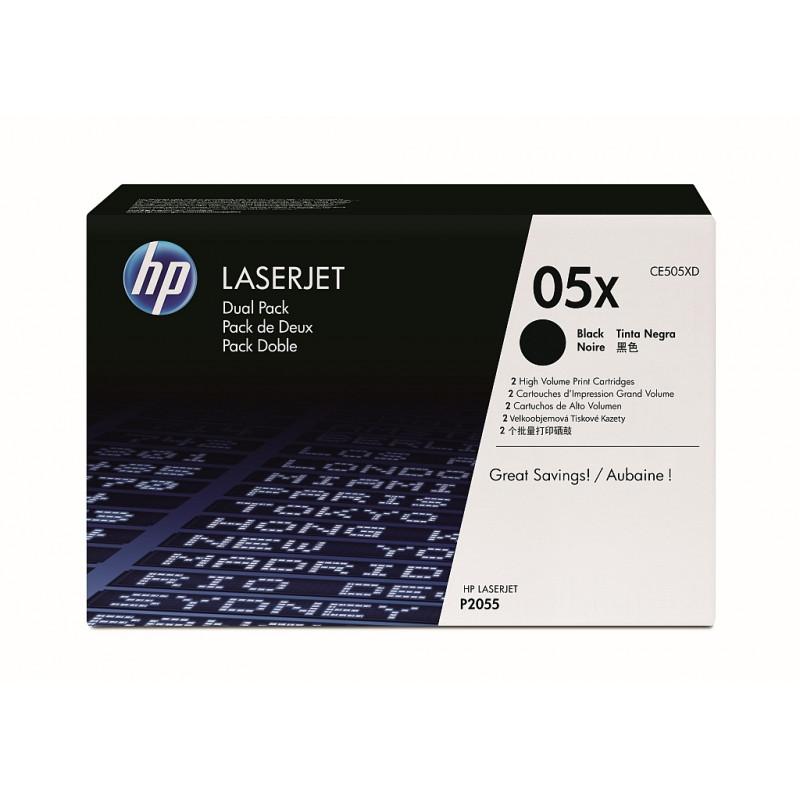 Консуматив HP 05XD Original-51693