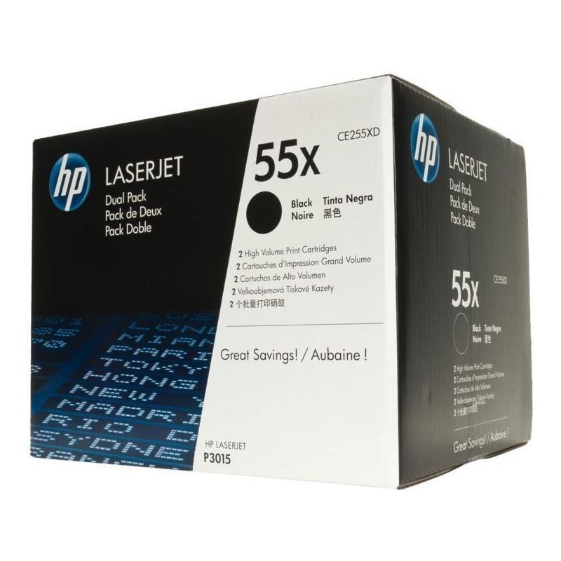 HP 55X Black Dual-51713