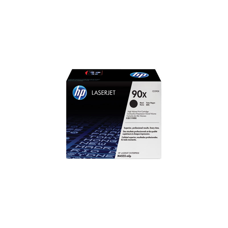 HP 90X Black LaserJet-51719