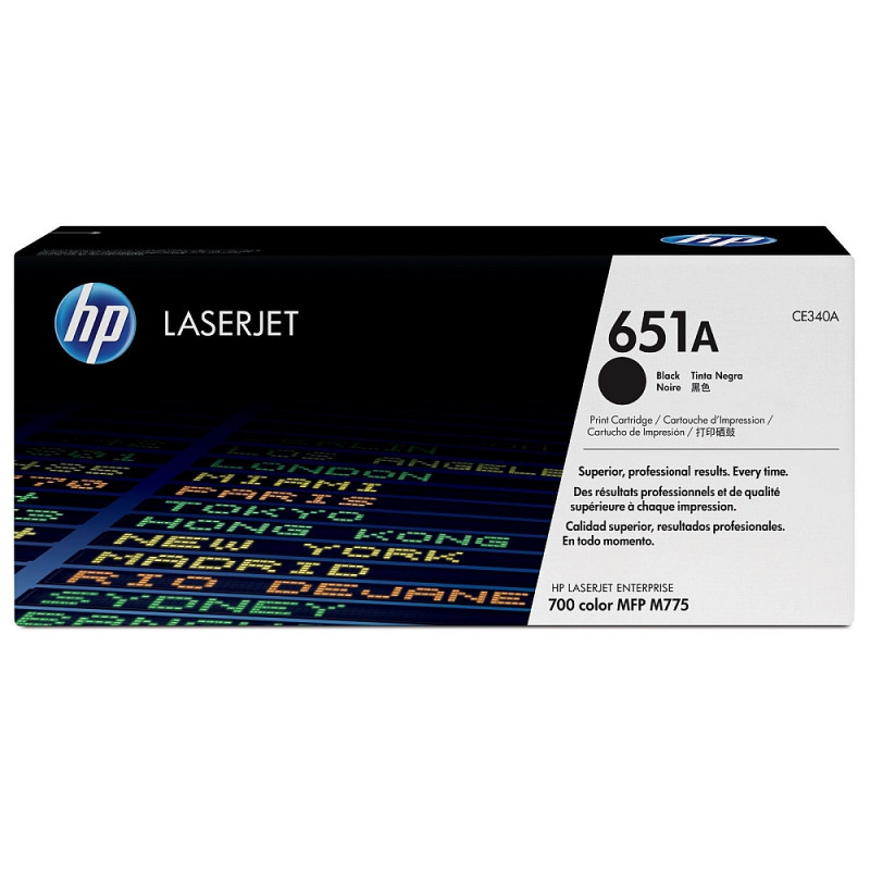 HP 651A Black LaserJet-51790