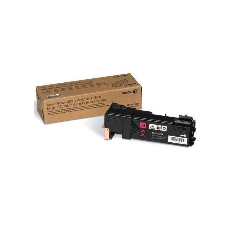 Тонер касета Червена XEROX-52013