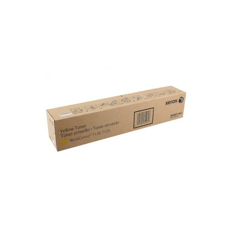 Консуматив Yellow Toner Cartridge/-52118