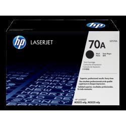 HP 70A Black LaserJet-52284