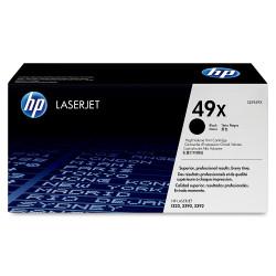 HP 49X Black LaserJet-52310