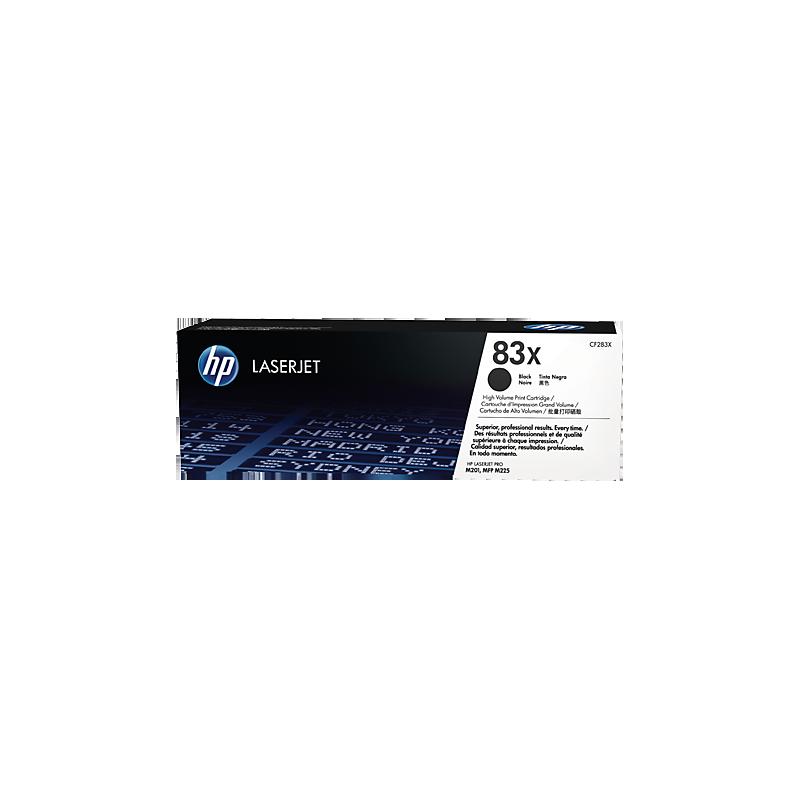 HP 83X Black LaserJet-52429