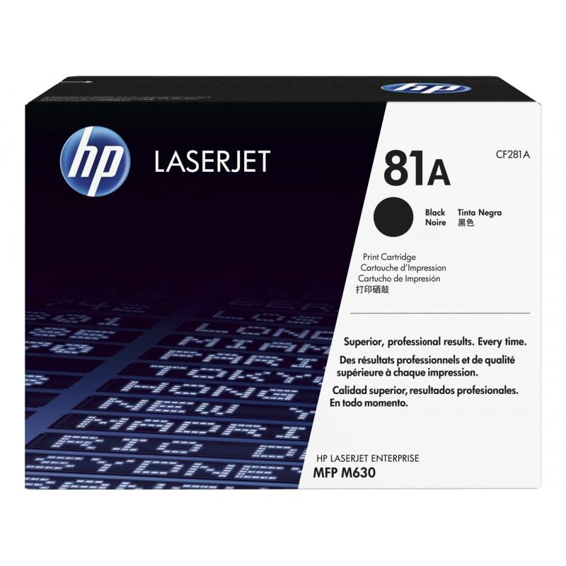 Консуматив HP 81A Original-52441