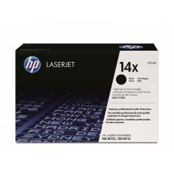 HP 14X Black LaserJet-52457