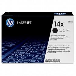 HP 14X Black LaserJet-52458