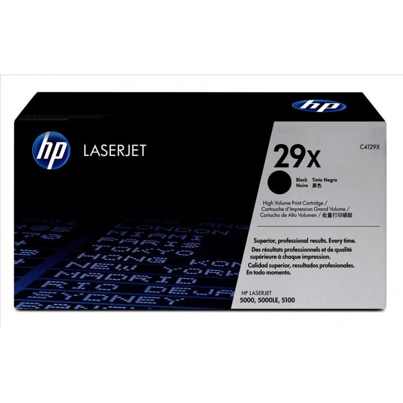 Консуматив HP 29X Original-52613