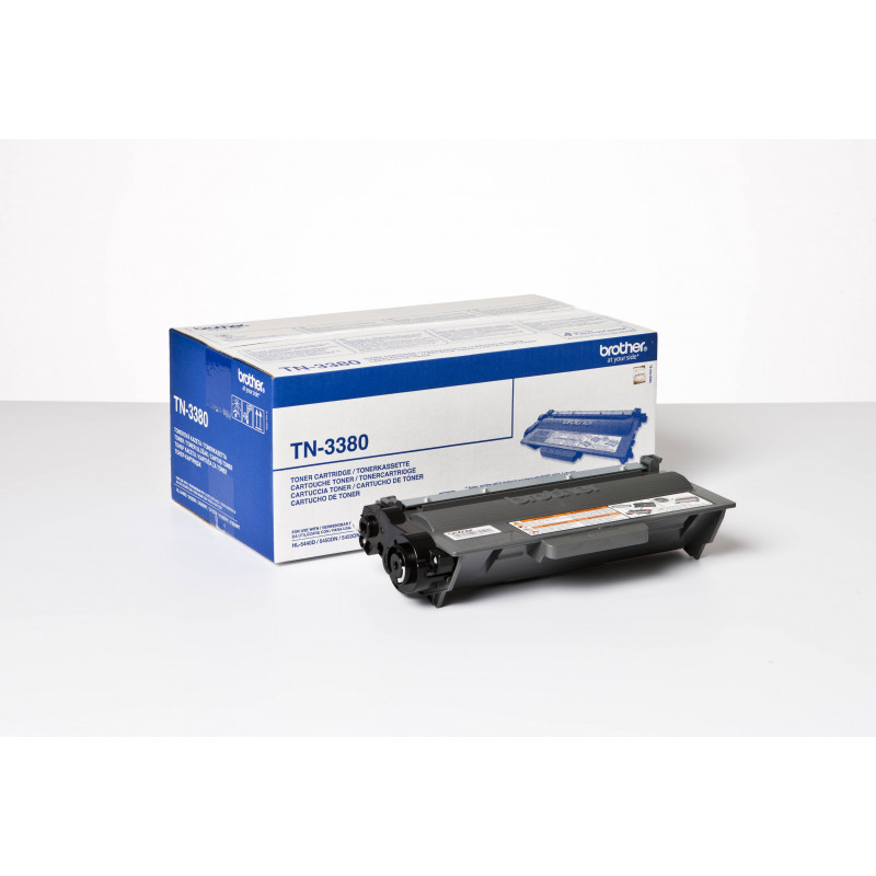 Toner Cartridge BROTHER Black-52650