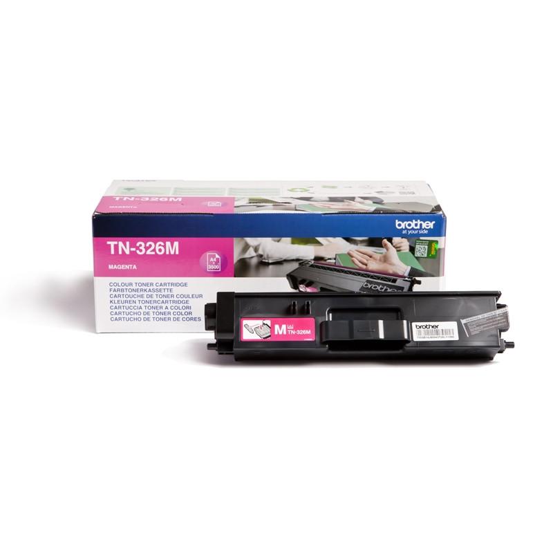 Toner Magenta cartridge BROTHER-52677
