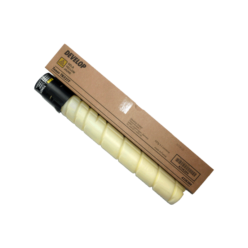 Toner BROTHER Yellow -52689