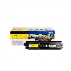 Toner BROTHER Yellow -52690