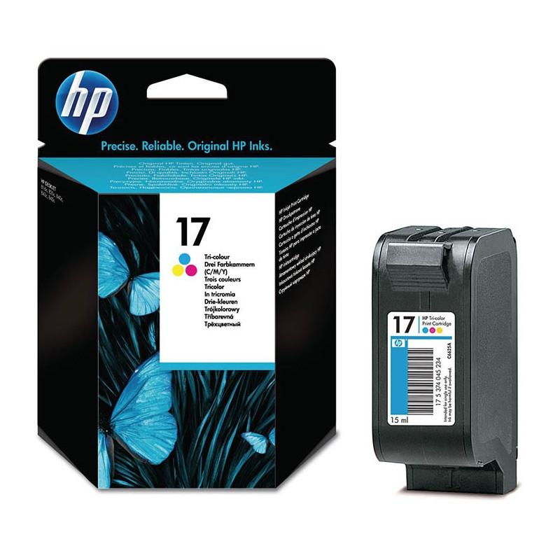 HP 17 Tri-color Inkjet-52780